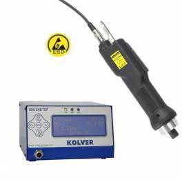 KOLVER PLUTO3D programozható elektromos csavarozógép vezérlővel