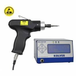 KOLVER PLUTO3P programozható elektromos csavarozógép vezérlővel