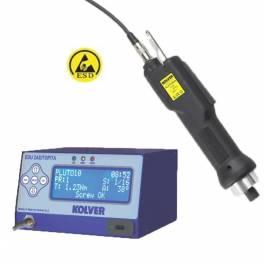 KOLVER PLUTO10D/TA programozható nyomaték és szög csavarozógép vezérlővel
