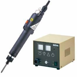 DELVO DLV8540-BKE elektromos csavarozógép DLR1510-JE vezérlővel