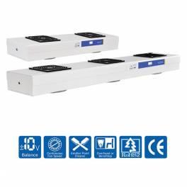 SIMCO-ION Aerostat FPD ionizátor 4 ventilátorral