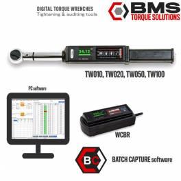BMS TW100P PRO elektronikus nyomatékkulcs