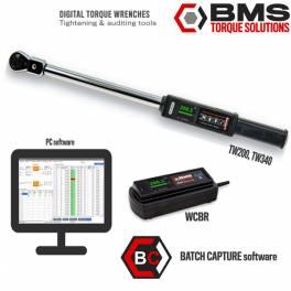 BMS TW340P PRO elektronikus nyomatékkulcs