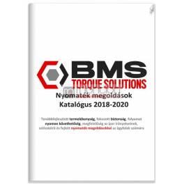 BMS digitális nyomatékszerszámok katalógus, magyar