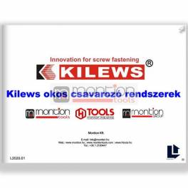KILEWS okos csavarozó rendszerek brosúra, magyar